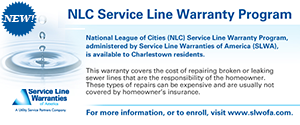 NLC Service Line Warranty Program available to Charlestown MD residents and businesses