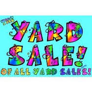 The Yard Sale of All Yard Sales!